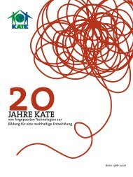 20 Jahre KATE