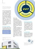 Giesserei Umwelt Technik Your Specialist for Foundry ... - GUT GMBH - Page 2