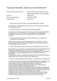 Moritz-von-Büren-Schule - Meike - der Sammeldrache
