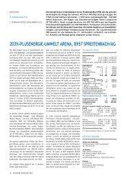 203% Umwelt Arena, 8957 Spreitenbach/AG - Solar Agentur Schweiz