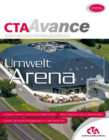PDF Avance - CTA AG
