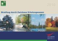 Kalender 2010: Streifzug durch Zwickaus ... - Stadt Zwickau