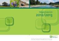 Tätigkeitsbericht - Umweltbüro Klagenfurt