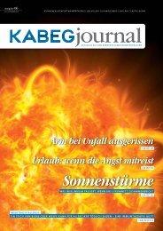 Sonnenstürme - Kabeg
