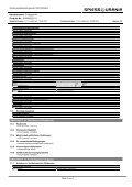 Sicherheitsdatenblatt - Spiess-Urania Chemicals GmbH - Page 4