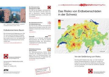 Das neue Starkbebennetzwerk der Schweiz (PDF)