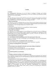 Abkommen zwischen der Schweizerischen Eidgenossenschaft und ...