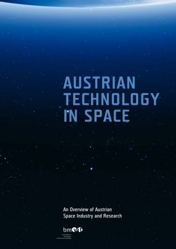 Download Brochure - Austrian Technology In Space