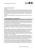 Verfahren Linz Hauptbahnhof bis Summerau: Verhandlungsschrift - Seite 3