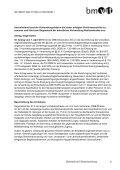 Verfahren Linz Hauptbahnhof bis Summerau: Verhandlungsschrift - Seite 5