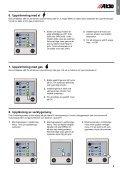 Bruksanvisning & monteringsanvisning – Manöverpanel 3010 613 ... - Page 5