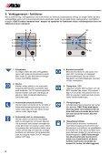 Bruksanvisning & monteringsanvisning – Manöverpanel 3010 613 ... - Page 6
