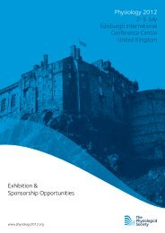 To download a prospectus of exhibition & sponsorship