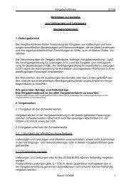 Vergaberichtlinien 2/11/5 Stand 10/2006 1 ... - Stadt Leverkusen