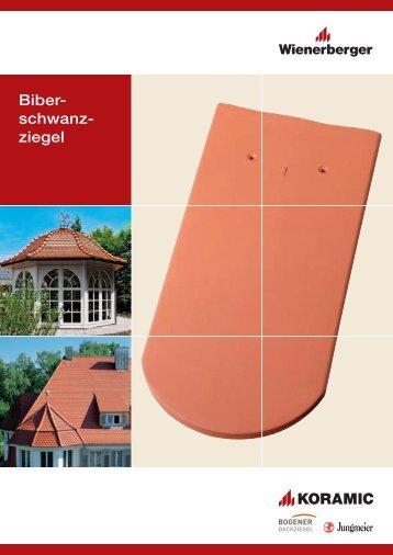 Biber- schwanz- ziegel - leydecker