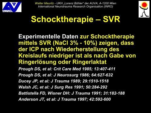 Zerebrale Ischämie - AKE