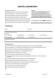 PDF: Personalbogen für Lehrkräfte an allgemein bildenden Schulen