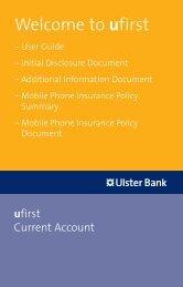 U First - Ulster Bank