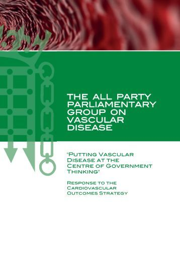 to download APPG Vascular Disease Report - Neil Carmichael