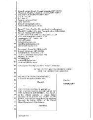 525 W. Gu uKi Secretary of the Interior; and LARRY ... - AZCentral.com