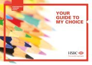 Employee Handbook - HSBC careers site
