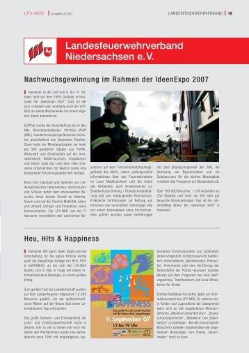 Nachwuchsgewinnung im Rahmen der IdeenExpo 2007
