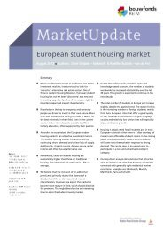 Market Update - Business Immo