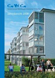 Jahresbericht 2008 als PDF downloaden (3.4 MB) - Gemeinnützige ...