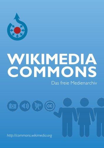 WIKIMEDIA COMMONS - Wikimedia Deutschland
