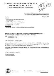 2013-01 - LFV-Einzel-Rundschreiben - Landesfeuerwehrverband ...