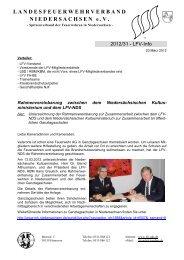 2012-31 - LFV-Info - Landesfeuerwehrverband Niedersachsen