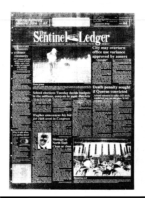 Il J5w On Line Newspaper Archives Of Ocean