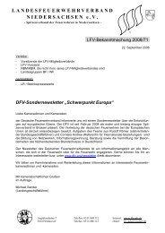 """DFV-Sondernewsletter """"Schwerpunkt Europa"""""""