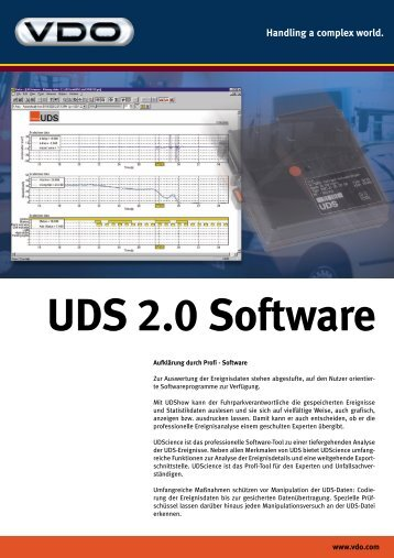 UDS-Software