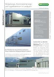 BR UCHA Paneel Verpackungs-, Kommissionierungs- und ...