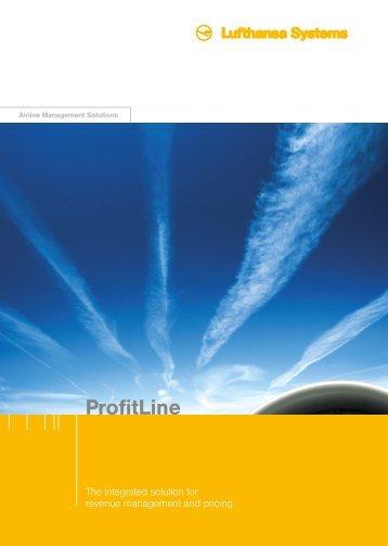 ProfitLine - Lufthansa Systems