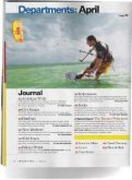 National Geographic Magazine - Miami Kiteboarding - Page 2
