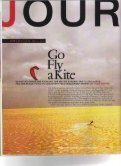 National Geographic Magazine - Miami Kiteboarding - Page 3
