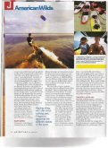 National Geographic Magazine - Miami Kiteboarding - Page 4