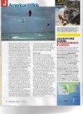 National Geographic Magazine - Miami Kiteboarding - Page 5