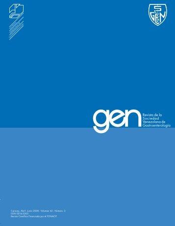 Revista Gen Nº2 2008.indd - TuMedico.com.ve
