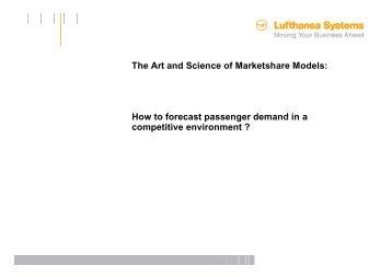 Marketshare Models
