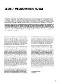 KUNSTEN AT FINDE HJEM - Afart - Page 3