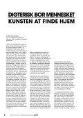 KUNSTEN AT FINDE HJEM - Afart - Page 6