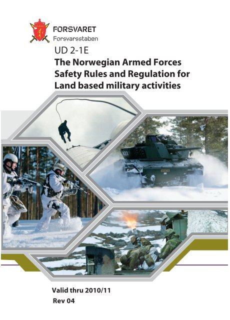 Fabulous The Norwegian Armed Forces Safety Rules And Regulation Andrewgaddart Wooden Chair Designs For Living Room Andrewgaddartcom