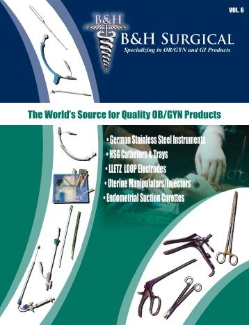 OB/GYN Catalog pdf - Accolade Surgical Products