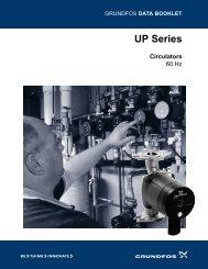 UP Series - Grundfos