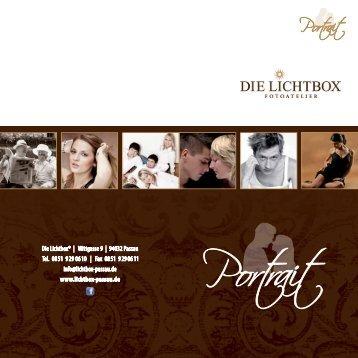 Akt & Erotik - Die Lichtbox