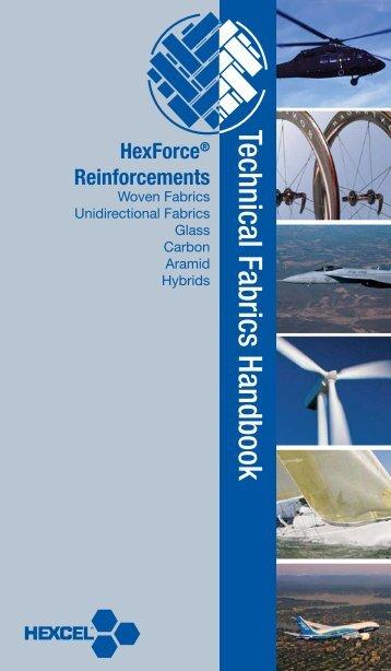 HexForce® US Technical Fabrics Handbook - Hexcel.com