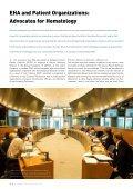 Newsletter November 2011 - European Hematology Association - Page 4